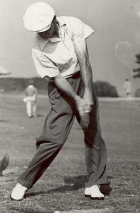 the right elbow and forearm in the golf swing down under par golf